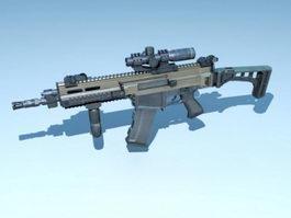 CZ 805 BREN Carbine 3d preview