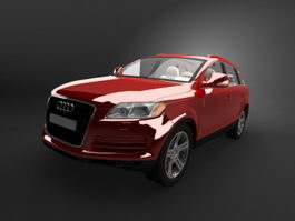 Audi Q7 TDI 3d preview