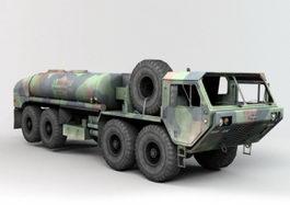 HEMTT M978 Mobility Tactical Truck 3d preview
