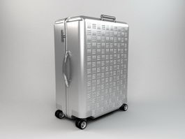 Travel Suitcase 3d preview