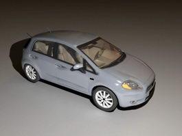 Fiat Panda 3d preview