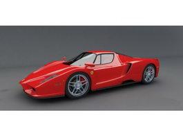 Ferrari Enzo F60 3d preview
