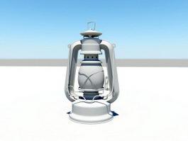 Oil Lantern 3d preview