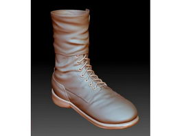 Riding Boot 3d preview