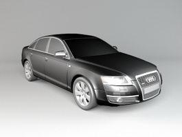 Audi A6 Sedan 3d preview