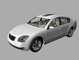 Nissan Maxima 3d preview