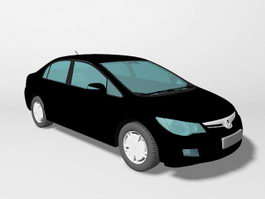 Honda Civic Sedan 3d preview
