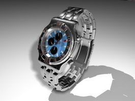 Wrist Watch 3d preview
