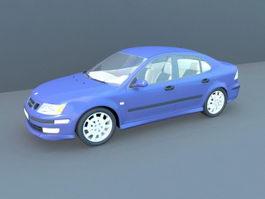Saab 9-3 Viggen 3d preview