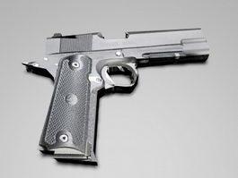 M1911 Pistol 3d preview