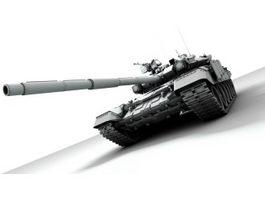 T-90 Tank 3d preview