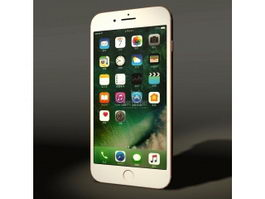 iPhone 7 Plus 3d preview
