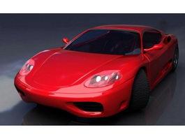 Ferrari 360 Modena 3d preview