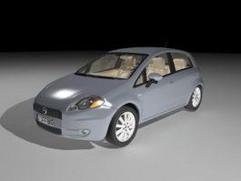 Fiat Punto Classic 3d preview