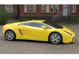 Lamborghini Gallardo SE 3d preview