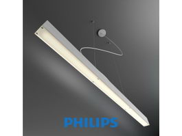 Philips Fluorescent Lamp 3d preview