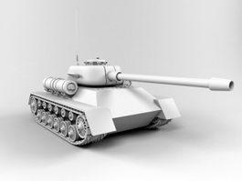 Modern Tank 3d preview