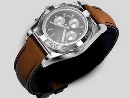 Stylish Watch 3d preview