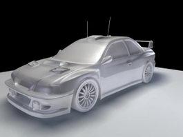 Road Race Car 3d preview