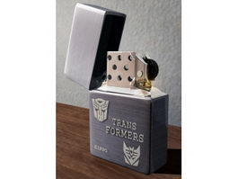 Transformers Zippo Lighter 3d preview