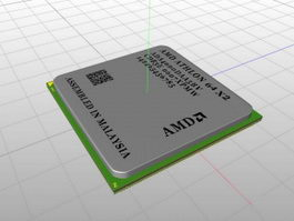 AMD Athlon Processor 3d preview