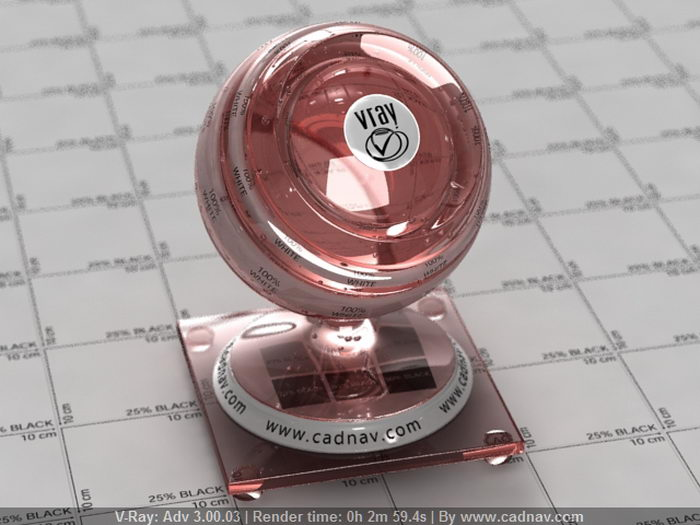 Cherry Juice material rendering