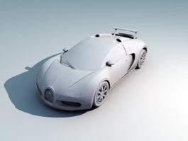Bugatti EB 110 3d preview