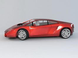 Lamborghini Reventon 3d preview