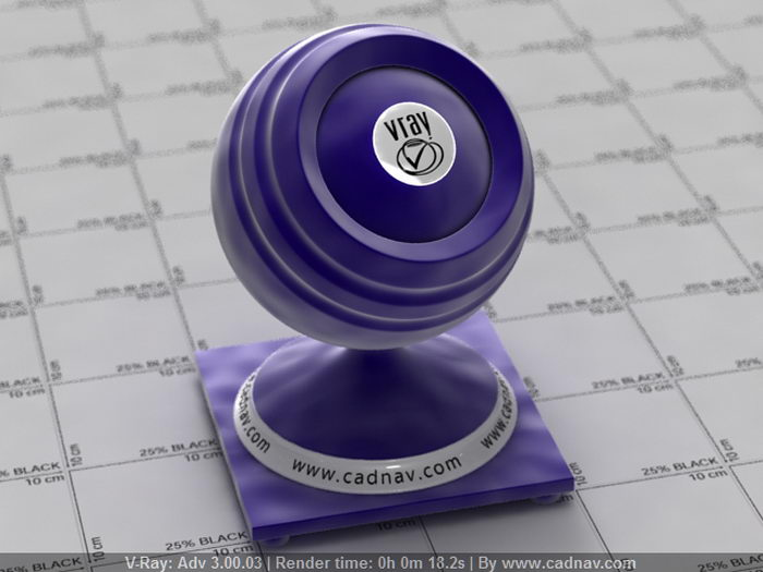Purple-colored Velvet Fabric material rendering