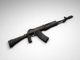 AN-94 Assault Rifle 3d preview