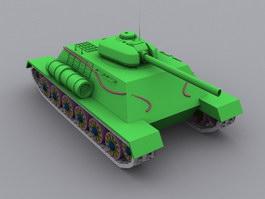 War Tank 3d preview