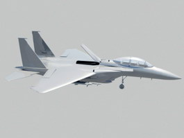 F-15 Eagle Fighter 3d preview