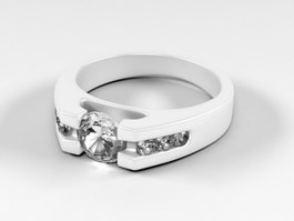 Pretty Promise Ring 3d preview
