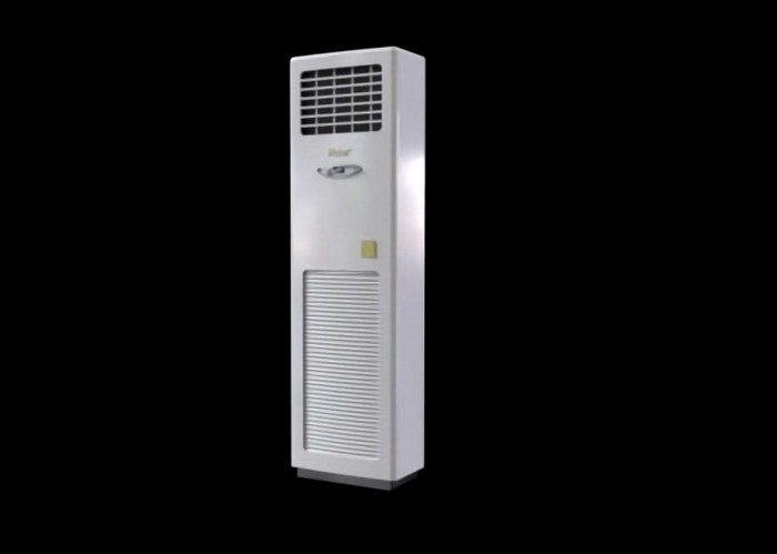 Free Stand Air Conditioner 3d rendering