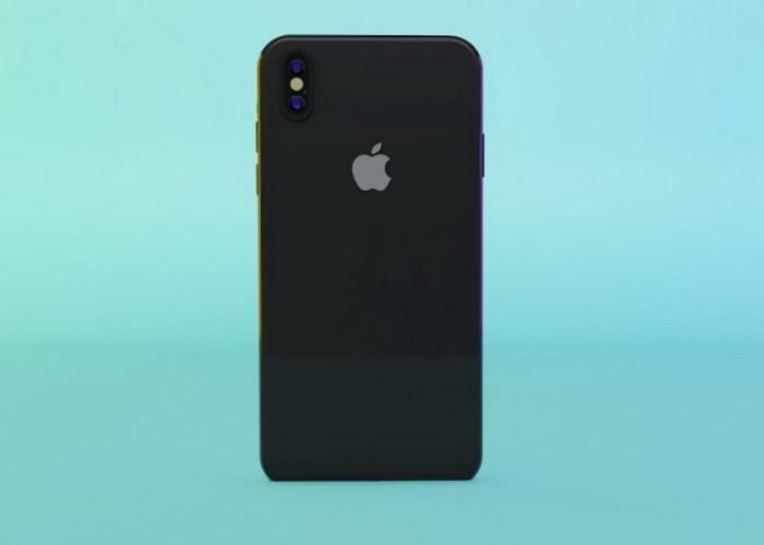 iPhone C4D R19 3d rendering