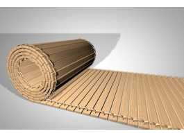 Ancient Chinese Bamboo Strips 3d preview