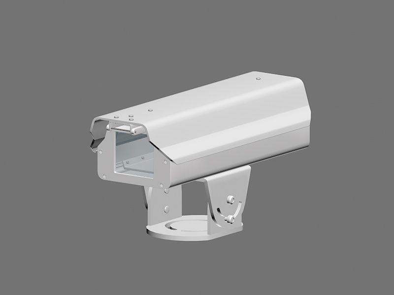 Security Camera Case 3d rendering