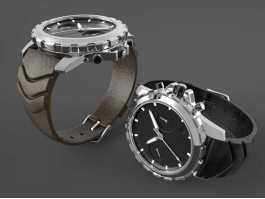 Dive Watch 3d preview