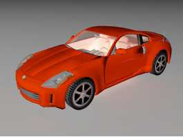Mazda Sports Car 3d preview