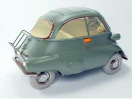 BMW Isetta 250 Microcar 3d preview