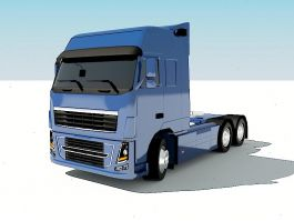 Volvo FH-16 Truck 3d preview