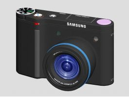 Samsung NV5 Digital Camera 3d preview