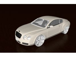 Bentley Continental GT 3d preview