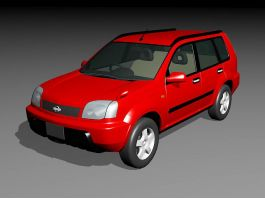 Nissan Pathfinder SUV 3d preview