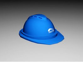 Safety Hard Hat 3d preview