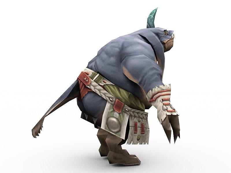 Final Fantasy Seeq 3d rendering