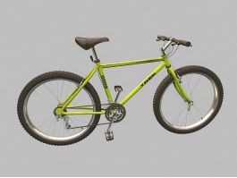 Trek Mountain Bike 3d preview
