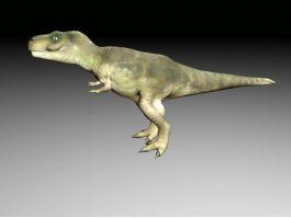 Tyrannosaurus Rex Rig 3d preview