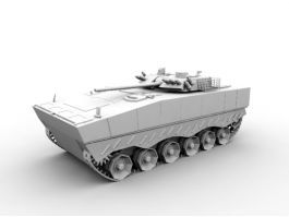 ZBD-04A Infantry Fighting Vehicle 3d preview