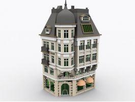 Bankhaus Bank House 3d preview